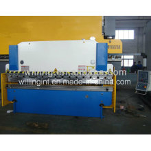 Wc67y Hydraulic Plate Bender